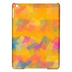 Fading Squares Apple Ipad Air Hardshell Case by LalyLauraFLM