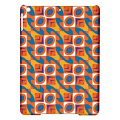 Squares And Other Shapes Pattern Apple Ipad Air Hardshell Case by LalyLauraFLM