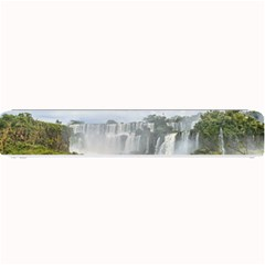Waterfalls Landscape At Iguazu Park Small Bar Mats by dflcprints