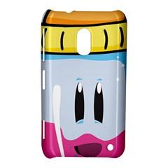 Purp Baby Bottle Nokia Lumia 620 by stoner