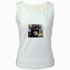 Cane Corso Women s Tank Tops by TailWags