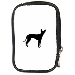 Cirneco Delletna Silhouette Compact Camera Cases by TailWags