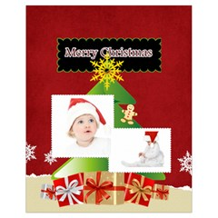 Xmas By Jo Jo   Drawstring Bag (small)   Bd7bxuyj3me5   Www Artscow Com Front