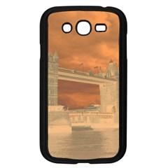 London Tower Bridge Special Effect Samsung Galaxy Grand Duos I9082 Case (black) by MoreColorsinLife
