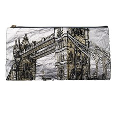 Metal Art London Tower Bridge Pencil Cases by MoreColorsinLife