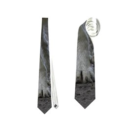 White Wolf Neckties (one Side)