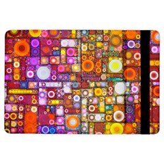Circles City iPad Air Flip by KirstenStar