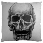 Skull Large Cushion Cases (One Side)
