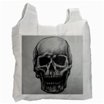 Skull Recycle Bag (Two Side)