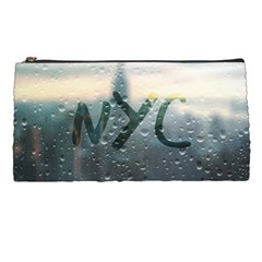 Rainy Day in NYC Pencil Cases by stineshop
