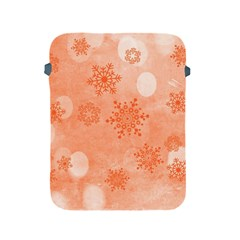 Winter Bokeh Red Apple Ipad 2/3/4 Protective Soft Cases by MoreColorsinLife