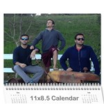 2016 cal - Wall Calendar 11  x 8.5  (12-Months)