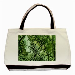 Jungle View At Iguazu National Park Basic Tote Bag (two Sides)  by dflcprints