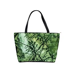 Jungle View At Iguazu National Park Shoulder Handbags by dflcprints
