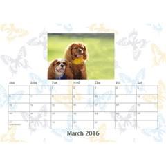 Ac 2016 Calendar By Sa Lloyd   Desktop Calendar 8 5  X 6    5mdbolr7zrag   Www Artscow Com Mar 2016