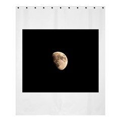 Half Moon Shower Curtain 60  X 72  (medium)  by timelessartoncanvas