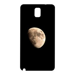 Half Moon Samsung Galaxy Note 3 N9005 Hardshell Back Case by timelessartoncanvas