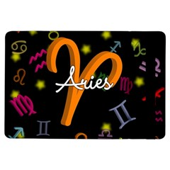 Aries Floating Zodiac Sign iPad Air Flip by theimagezone