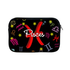Pisces Floating Zodiac Sign Apple Ipad Mini Zipper Cases by theimagezone