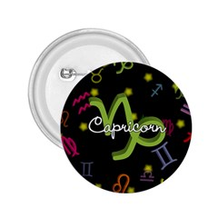 Capricorn Floating Zodiac Name 2 25  Buttons by theimagezone
