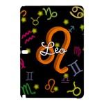 Leo Floating Zodiac Name Samsung Galaxy Tab Pro 12.2 Hardshell Case