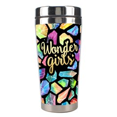 wondergirls_v10 Stainless Steel Travel Tumbler by walala