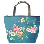 flower bag - Bucket Bag