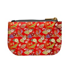 Flower By Dress 2   Mini Coin Purse   0mvgyiapzpo0   Www Artscow Com Back