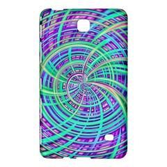 Happy Aqua Samsung Galaxy Tab 4 (7 ) Hardshell Case