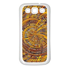 Happy Hot Samsung Galaxy S3 Back Case (white) by MoreColorsinLife