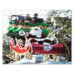 Santa Claus Puzzell   finished - Jigsaw Puzzle (Rectangular)