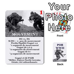 Field Of Battle Wwii By Antoine Bourguilleau   Playing Cards 54 Designs   Auo4fonvnrpe   Www Artscow Com Front - Heart10