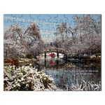 Love is the bueaty of the soul: Puzzle - Jigsaw Puzzle (Rectangular)