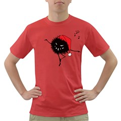 Dancing Evil Christmas Bug Dark T Shirt