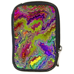 Happy 3 Compact Camera Cases by MoreColorsinLife