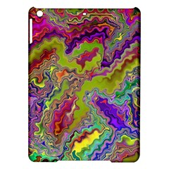 Happy 3 Ipad Air Hardshell Cases by MoreColorsinLife