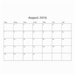 Lee By Tina   Wall Calendar 8 5  X 6    6s4oihm4aemc   Www Artscow Com Aug 2016
