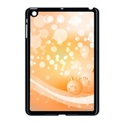 Wonderful Christmas Design With Sparkles And Christmas Balls Apple Ipad Mini Case (black) by FantasyWorld7