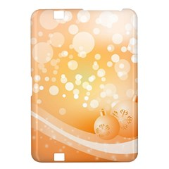 Wonderful Christmas Design With Sparkles And Christmas Balls Kindle Fire Hd 8 9  by FantasyWorld7