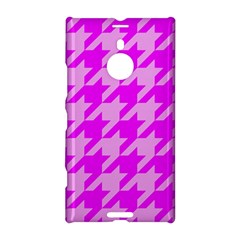 Houndstooth 2 Pink Nokia Lumia 1520 by MoreColorsinLife