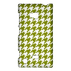 Houndstooth Green Nokia Lumia 720 by MoreColorsinLife