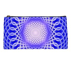 Swirling Dreams, Blue Pencil Cases by MoreColorsinLife