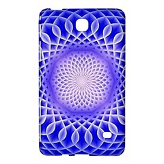 Swirling Dreams, Blue Samsung Galaxy Tab 4 (8 ) Hardshell Case