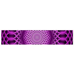 Swirling Dreams, Hot Pink Flano Scarf (small)  by MoreColorsinLife