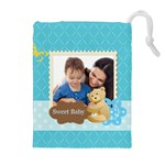 baby - Drawstring Pouch (XL)