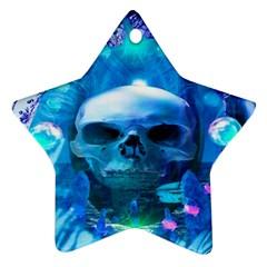 Skull Worship Ornament (Star)