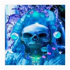 Skull Worship Medium Glasses Cloth