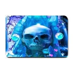 Skull Worship Small Doormat