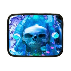 Skull Worship Netbook Case (small)  by icarusismartdesigns