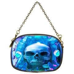 Skull Worship Chain Purses (one Side)  by icarusismartdesigns